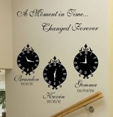 Wall Art Quotes Fascinating A Moment In Time' Wall Art Stickers By Wall Art Quotes Designs By