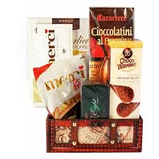 chocolate gift baskets france belgium italy ireland sweden