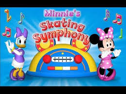 mickey mouse clubhouse minnie s skating symphony full s