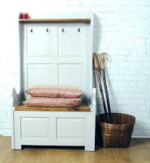 Hall Seat Coat Rack Exclusive Ideas Coat Rack With Bench Seat Racks Amusing And Hallway 84