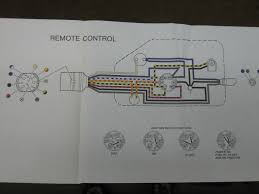 omc tech warning horn not working control box wiring its a different style box but all of the omc boxes have the same wiring the horn is the circle in the top left corner of the box