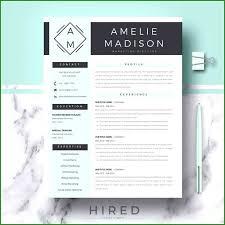 Modern Resume Templates Free Download Pdf Modern Resume Template Modern Cv Template Word Free Download