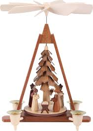 Good Looking German Christmas Pyramid Kit Impressive - Christmas ...