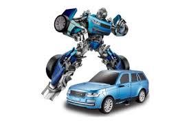 Р/у робот-трансформер JQ Troopers Tyrant - TT651A купить