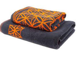 dark grey bathroom accessories. free shipping flower of life bath towels set in dark grey and orange bathroom accessories i
