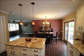 ceiling fan kitchen. full size of kitchen black ceiling fan lowes over island lighting plug in hanging light i