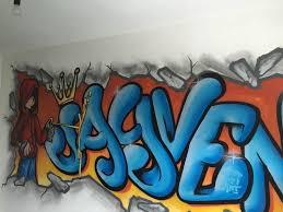 Graffiti Kinderkamer Jayven 3 Art Graffiti Disney Characters Art