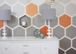 Wall Patterns With Tape 2017 Design Trends Frogtaper Brand