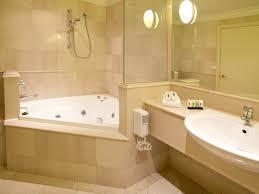 corner bath with shower ideas