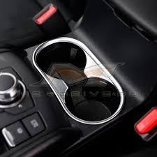 <b>Окантовка подстаканников</b> Mazda CX-5 2017 2018 2019 2020 ...