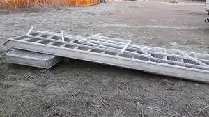 Archicad23 stiege mit selber hergestelltem podest mit tronsolen. Container Treppe In 68623 Lampertheim Fur 800 00 Zum Verkauf Shpock De