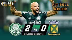 CLASSIFICADO!! Assista aos lances e Melhores Momentos de Palmeiras 2 x 0 Santo  André - Campeonato Paulista - Futebol Stats