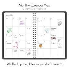 Callendar Planner 0 99 After Rebate Stylio Planner 2019 2020 Personal Planner Organizer Undated Weekly Dated Monthly Calendar Planner Goals Schedule Agenda