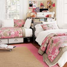 Pink Camo Bedroom Decor Great Girly Bedroom Corner Option For Sharing A Room Pottery