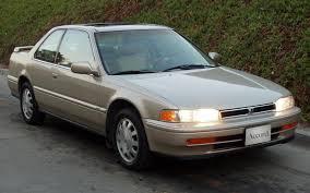 1990 Honda Accord - Information and photos - ZombieDrive
