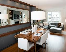 Modern Living Dining Room Living Room And Dining Room Combo Decorating Ideas For Good Living