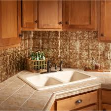 Kitchen Backsplash Panel Fasade 24 In X 18 In Traditional 1 Pvc Decorative Backsplash