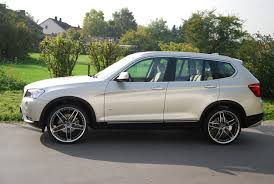Coupe Series bmw x3 3.0 si : AC Schnitzer starts work on the F25