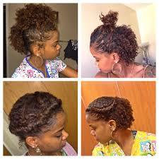 Natural Hairstyle For Short To Medium Hair Women Medium Haircut