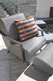 comfortable porch furniture. Sensation Fabrics, The Most Comfortable Outdoor Sling Chair! Ergonomically Contoured Technology, Offered Porch Furniture A