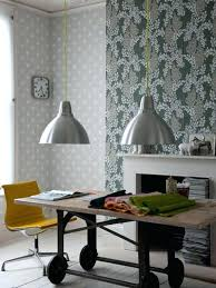 home office decor contemporer. brilliant contemporer full image for bright and modern home office decor ideas craft room  decorated with striped wallpaper  contemporer