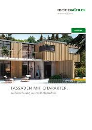 Mocopinus Fassaden By Kaiser Design Issuu