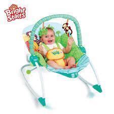 Bright Starts Millenum 3 1 Baby Rocking Chair Soft Vibration Swing ...