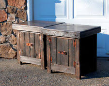 rustic end tables. Reclaimed Barnwood Rustic End Table Tables