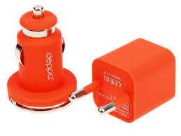 Купить Сетевое + <b>автомобильное зарядное устройство Deppa</b> ...