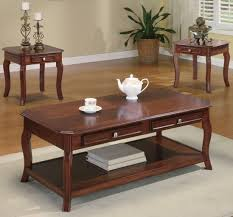 Coffee Tables With Basket Storage Basket Coffee Table And End Table Set Coffee Table Sets