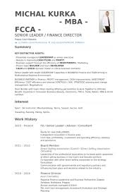 director of finance resume finance director resume samples visualcv resume samples database