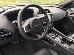 2018 jaguar f pace interior. wonderful 2018 interior view of 2018 jaguar fpace s on jaguar f pace interior