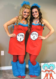 1 diy thing 1 thing 2 costume lauren conrad thing one and thing