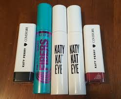 makeup review swatches b a photos cover the super sizer fibers by lashblast mascara katy kat eye collection lipstick perry