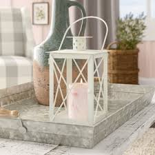 Lantern wedding centerpiece Candle Lantern Centerpiece Lantern Wayfair Wedding Lantern Centerpiece Wayfair