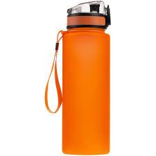 <b>Бутылка</b> для воды <b>Gentle Dew</b>, оранжевая (артикул 10887.20 ...