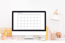 free printable 2018 calendars completely editable use them for planning