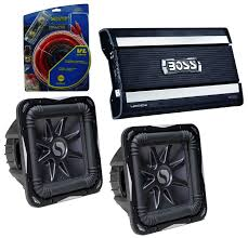 kicker sub wiring kit solidfonts subwoofer wiring diagrams