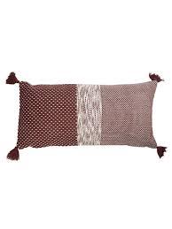 <b>Подушка декоративная</b> крупной вязки <b>Ethnic</b>, 30х60 см Tkano ...