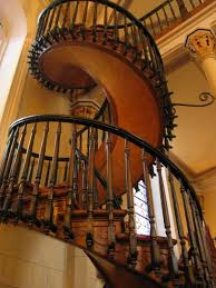 loretto chapel spiral stair