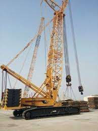 Liebherr 500 Ton Crane Load Chart Crawler Crane