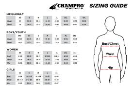 Champro Softball Pants Size Chart Huddle Game Jersey 630 Yba Shirts