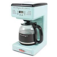 The mini plus brewing system brews a perfect cup of coffee, tea, hot cocoa or iced beverage in under two minutes at the touch of a button. Coffee Makers Blue Walmart Com