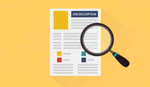 How To Write A Good Job Description