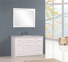 white single bathroom vanity. Single White Bathroom Vanities. Vanities Vanity
