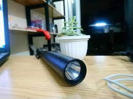 Led T6 Có Thể Sạc Lại Đèn Pin Led Dạng Gậy Bóng Chày Cho Trường Hợp Khẩn  Cấp ,Đèn Pin Siêu Sáng Tự Vệ Gậy Bóng Chày Cao Cấp