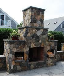 outdoor stone fireplace. 1 / 8 Outdoor Stone Fireplace E