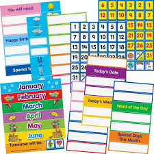 Look Whats Happening Today Pocket Chart Refill Kit