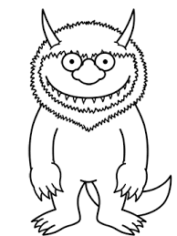 Small Picture Where the Wild Things Are Cartoon Drawing Lesson