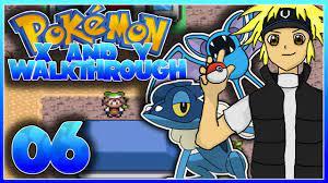 Pokemon XY GBA Rom Walkthrough - Episode 6 (Mt Chimney, Meteor Falls) -  YouTube